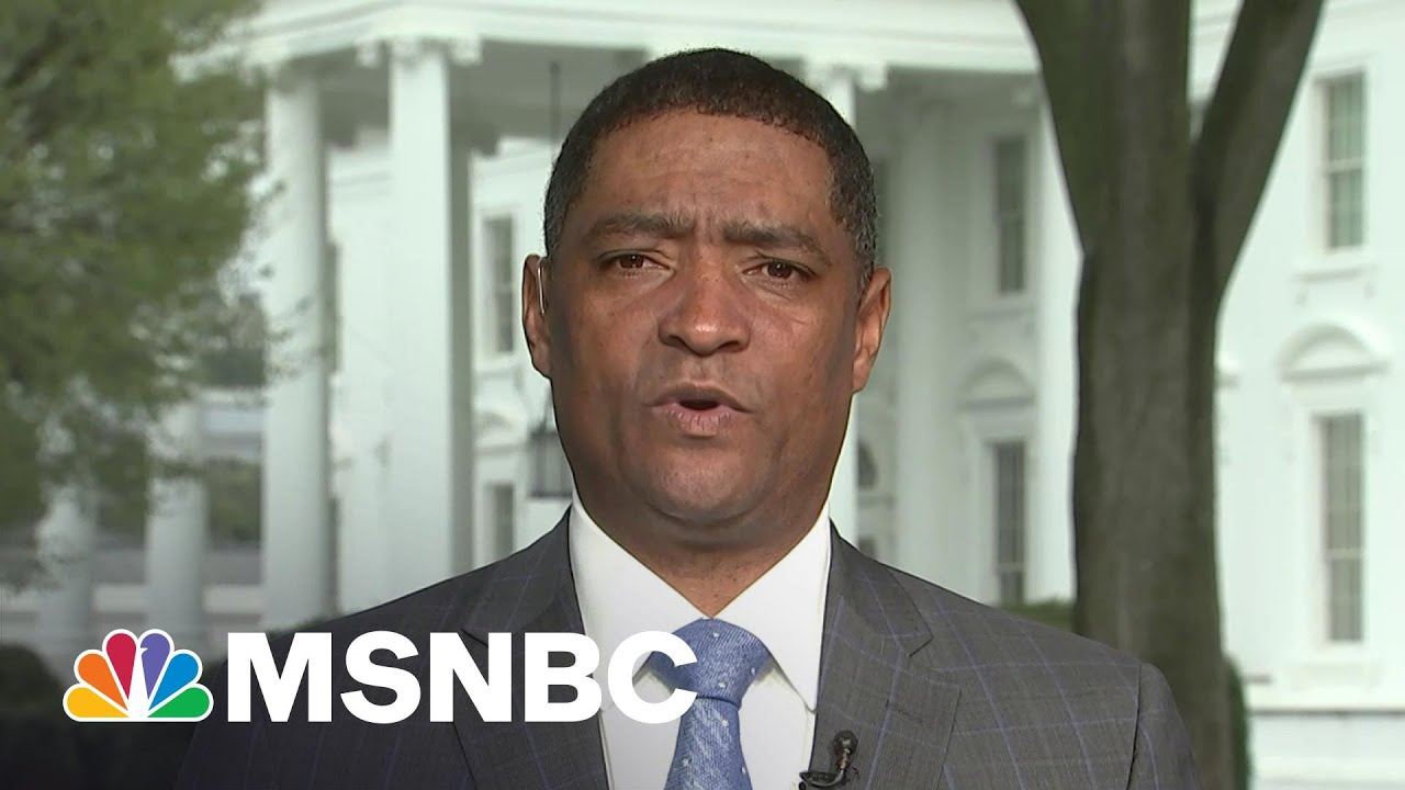 Cedric Richmond: White House Wants GOP Support For Infrastructure | MTP Daily | MSNBC 1