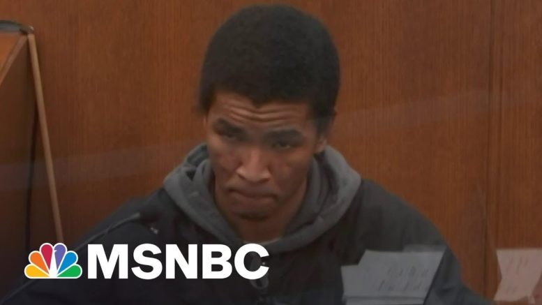 Chauvin Trial Witness Expresses Regret Over Counterfeit Bill | MSNBC 1