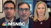 A New Lawsuit Holds Trump Directly Responsible For The Capitol Hill Riot | Deadline | MSNBC 3