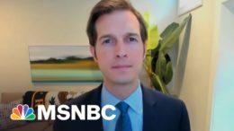 Rep. Jake Auchincloss (D-MA) On Global Vaccine Efforts | Ayman Mohyeldin | MSNBC 8