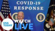 White House COVID-19 response team press briefing (LIVE) | USA TODAY 3