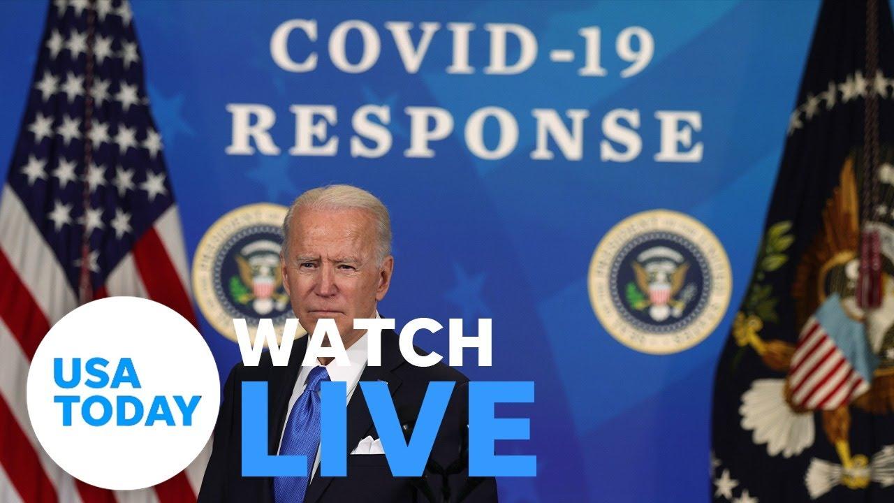 White House COVID-19 response team press briefing (LIVE)   USA TODAY 1