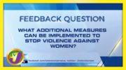 Feedback Question   TVJ News - March 30 2021 2