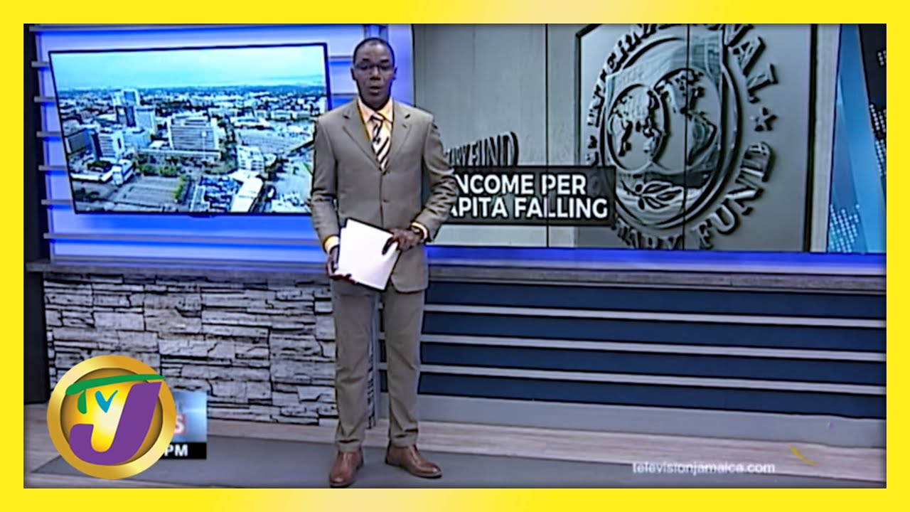 Jamaica's GDP Per Capita Falling   TVJ Business Day - March 30 2021 7
