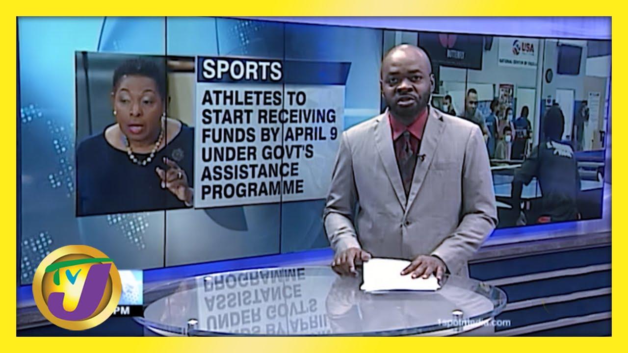 Gov't Athlete Assistance Programme to Resume April 9 - March 30 2021 1