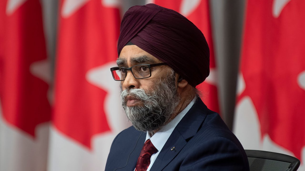 Former ombudsman says he told Defence Minister Sajjan about misconduct claims against Vance 1