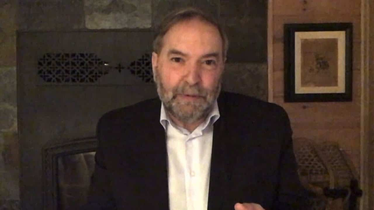 Mulcair on sexual misconduct allegations and Sajjan's response: 'Canadians deserve a lot better' 4