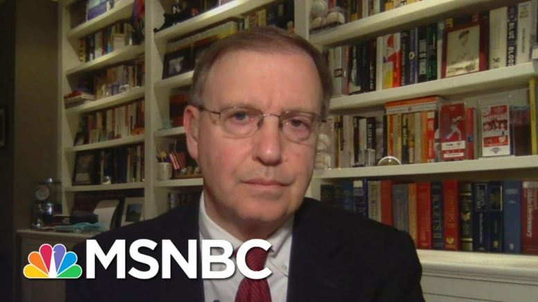 Chuck Rosenberg: FBI 'Needed To Go A Step Further' In Communicating Report Of Violence At Capitol 1