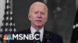 Biden: All U.S. Adults Will Have A Covid Vaccine By May | The 11th Hour | MSNBC 2