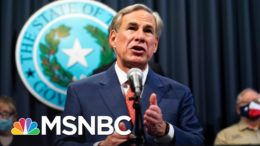 Beto O'Rourke: Gov. Abbott Is Killing The People Of Texas   The 11th Hour   MSNBC 9