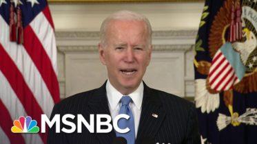 Biden Makes Federal Priority Of Vaccinating Educators, Childcare Workers, School Staff 6
