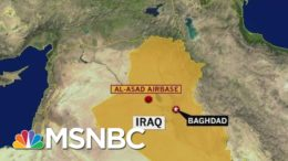 Rockets Hit Iraqi Airbase Hosting U.S. Troops, Say U.S. Forces   Morning Joe   MSNBC 9