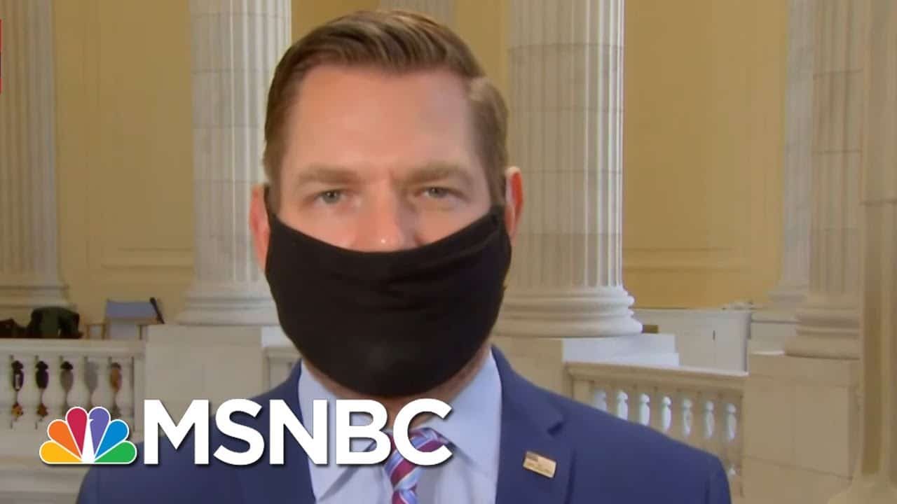 """Rep. Swalwell: March 4th Warning """"Aligns"""" With What We've Heard Before And After Capitol Riots 4"""