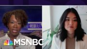 Anti-Asian Racism And Violence Spiking During Pandemic | The ReidOut | MSNBC 5