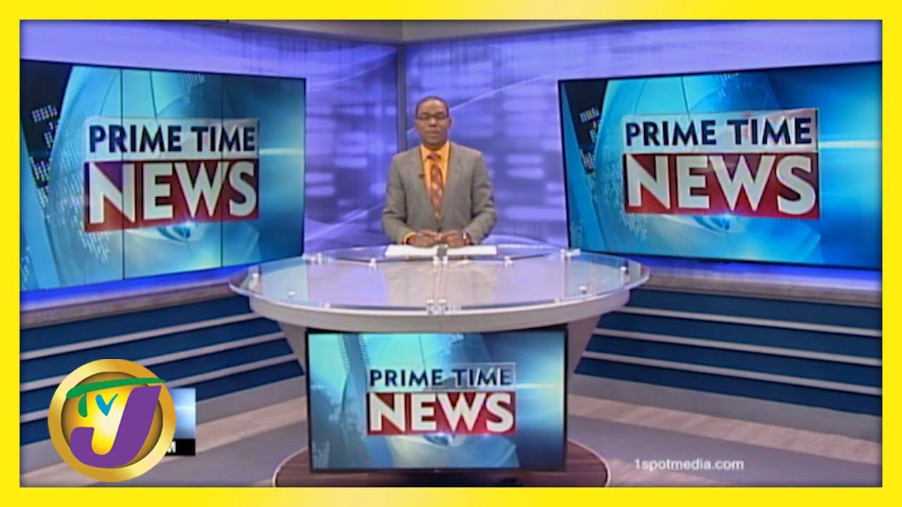 Jamaica News Headlines   TVJ News - March 2 2021 1