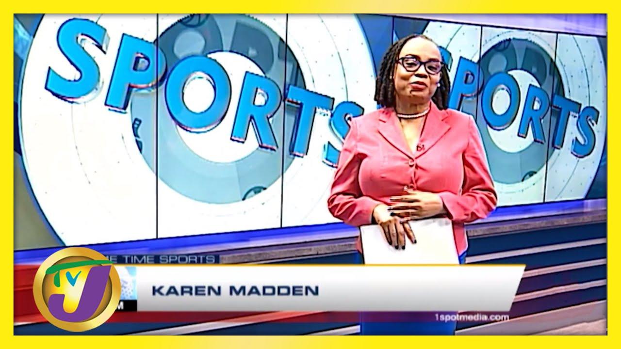 Jamaica Sports News Headlines | TVJ Sports - March 2 2021 1