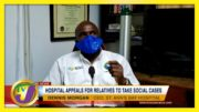 Jamaican Hospital Appeals for Relatives to Take Social Cases | TVJ News - March 2 2021 5