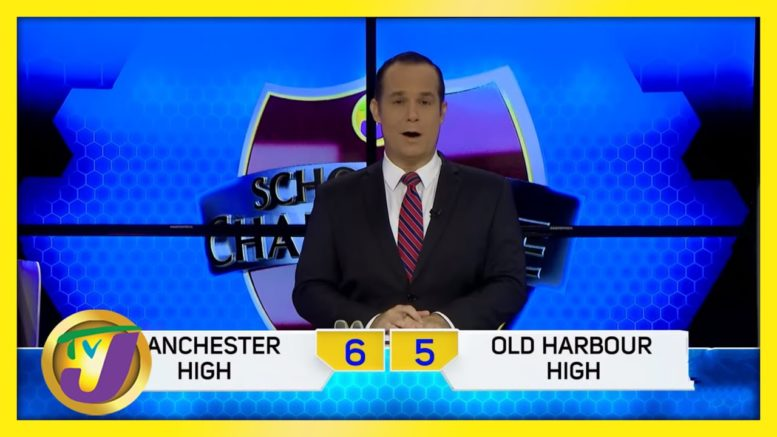 Manchester High vs Old Harbour High | TVJ SCQ 2021 - March 2 2021 1