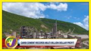 Carib Cement Records Multi-Billion Dollar Profit | TVJ Business Day - March 2 2021 5