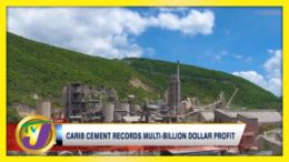 Carib Cement Records Multi-Billion Dollar Profit | TVJ Business Day - March 2 2021 5