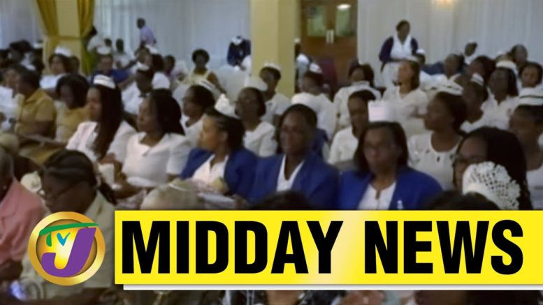 Jamaica's Twin Threat - Covid-19 & Fleeing Nurses - March 3 2021 1