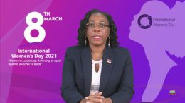 International Women's Day 2021 - Address to the Nation 4