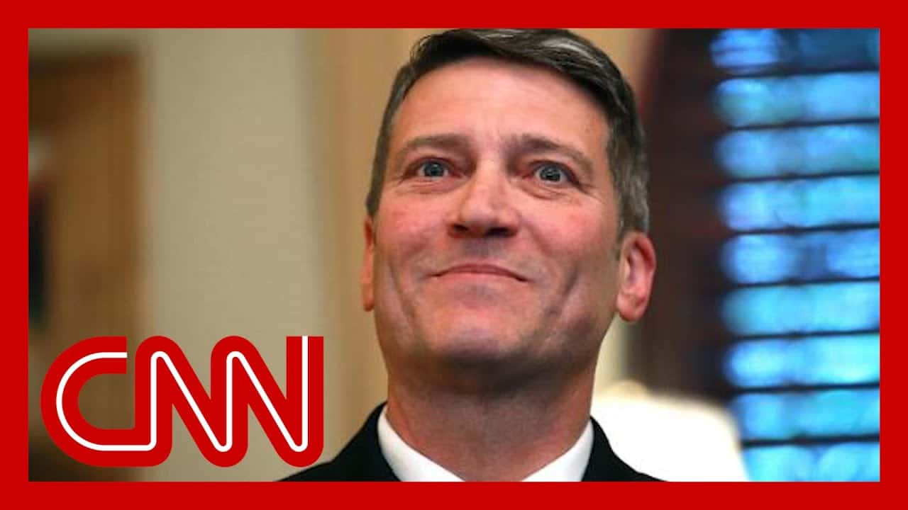 Pentagon IG: Rep. Ronny Jackson made sexual comments, took Ambien while working at White House 1