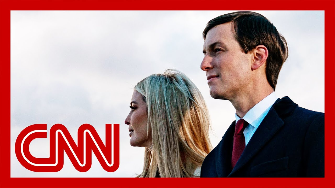 Kushner disappears from Trump's inner circle 1