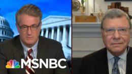GOP Senator Says Party Has To Stop 'Idolizing One Person' | Morning Joe | MSNBC 9