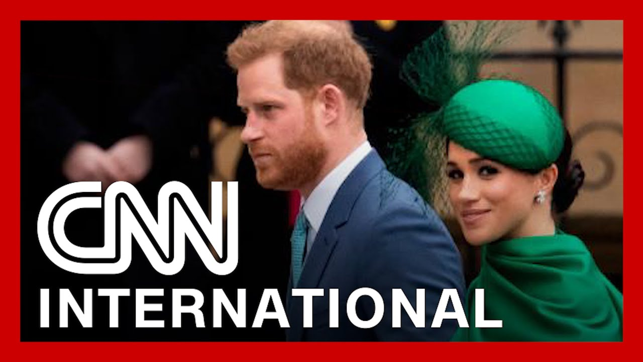 'Devastating for the royal family': Quest reacts to the Oprah interview 1