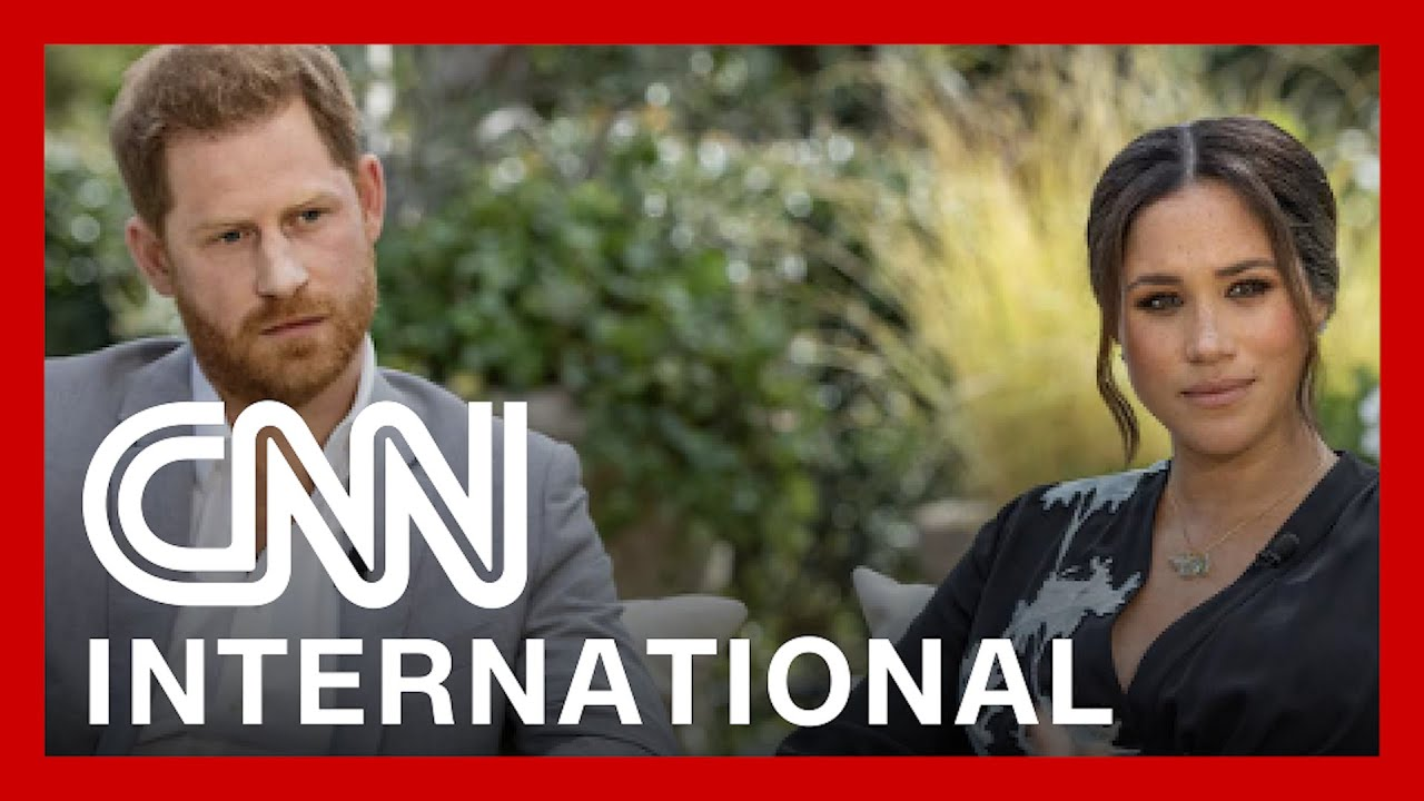 Royal family responds to Harry and Meghan interview 1