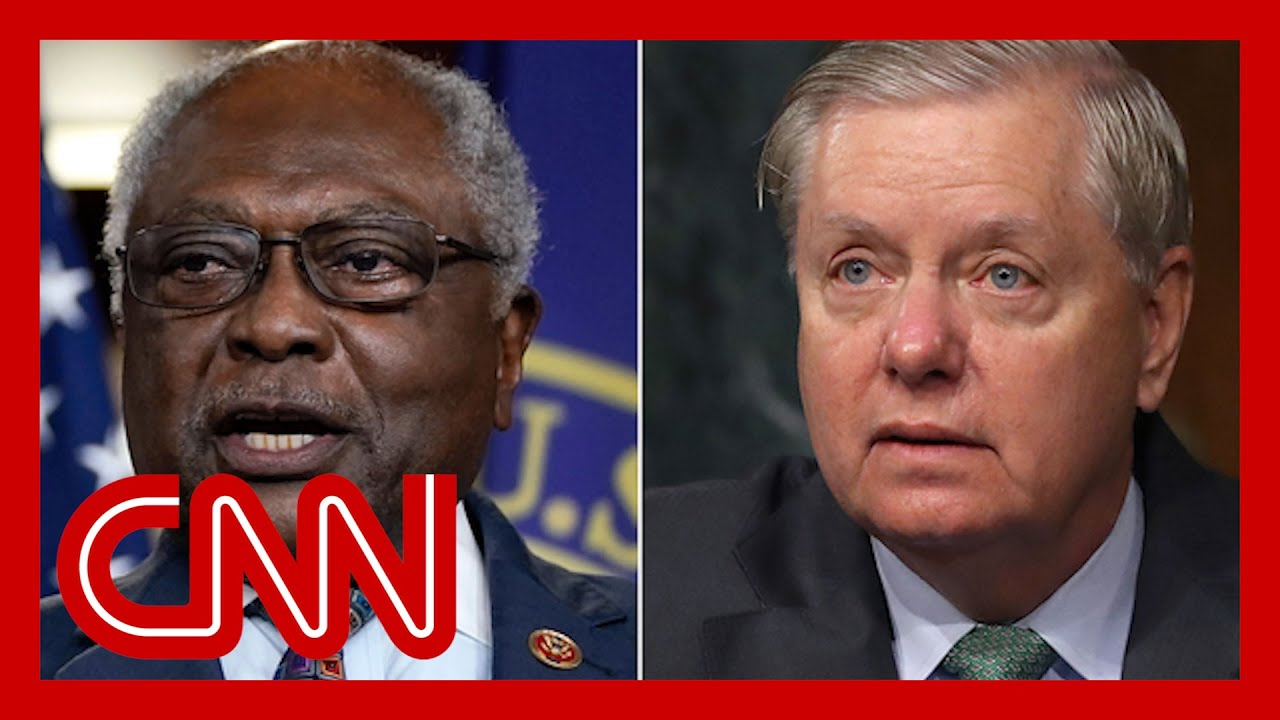 Clyburn slams Lindsey Graham's reparations comment 5