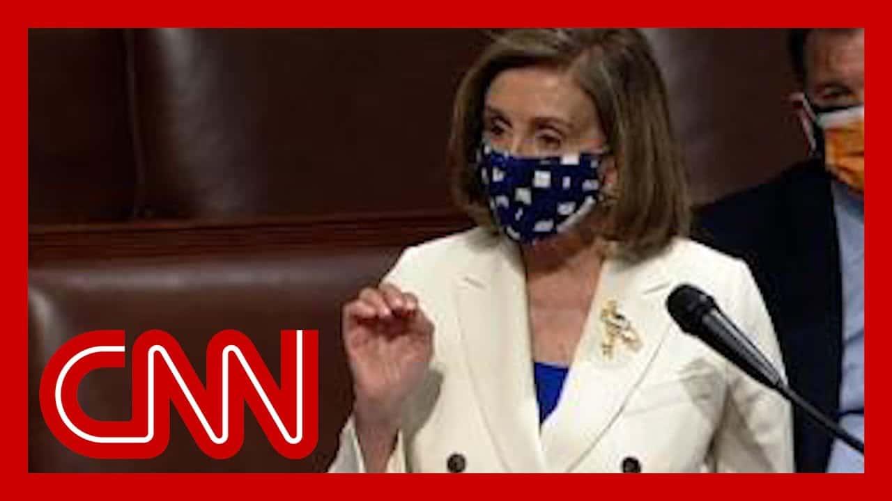 Congress passes Biden's Covid-19 stimulus bill 1