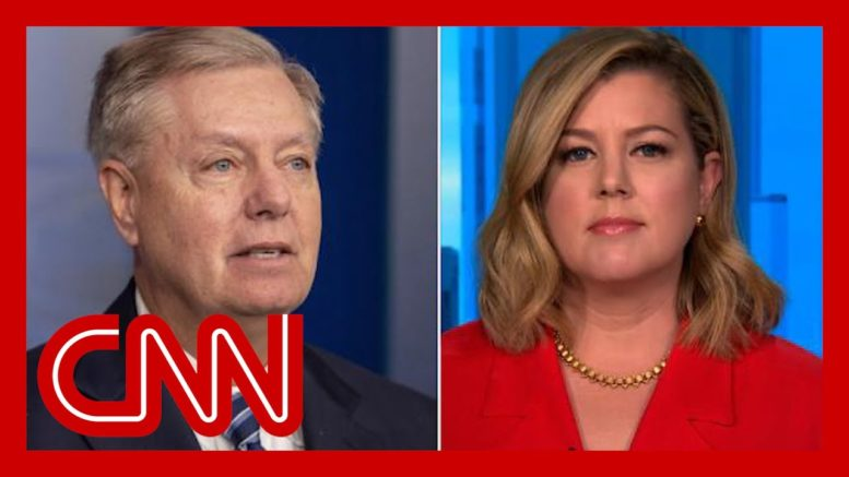 Keilar: Lindsey Graham a version of himself no one recognizes 1
