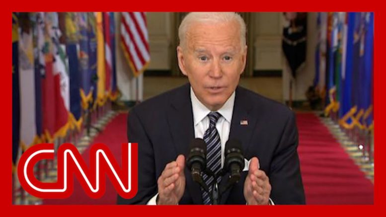 'I need you:' Joe Biden makes appeal to the American people 1