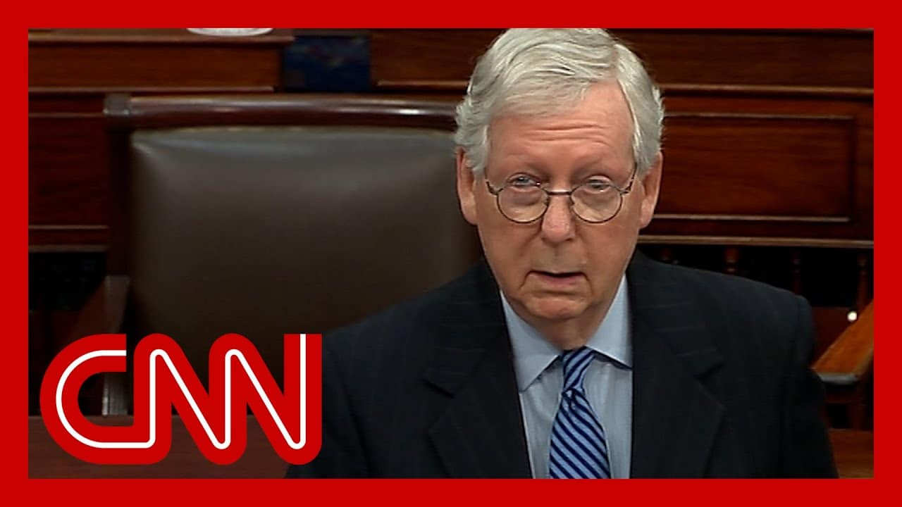 McConnell issues stark warning to Senate Democrats 9