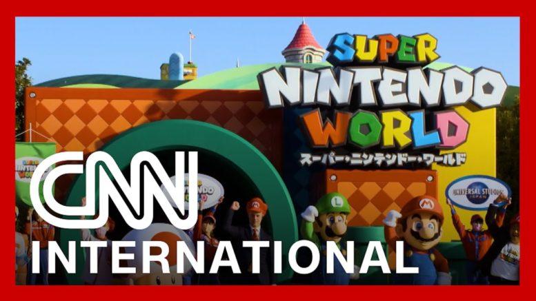 Inside Japan's Super Nintendo World 1