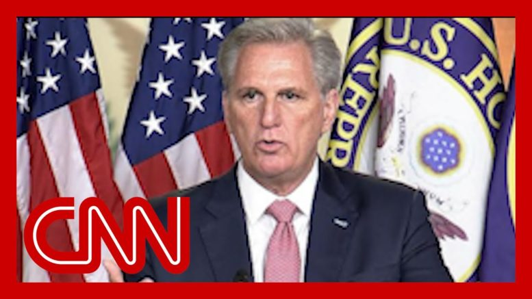GOP leader gets upset with CNN reporter's questions 1