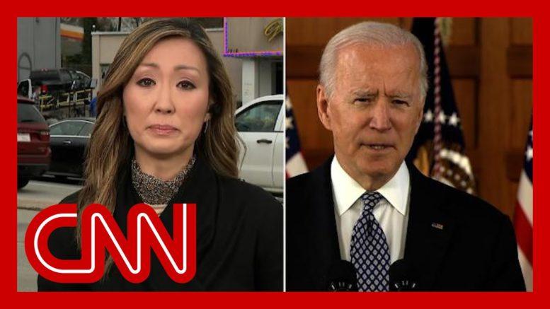CNN's Amara Walker gets emotional after Biden speech 1