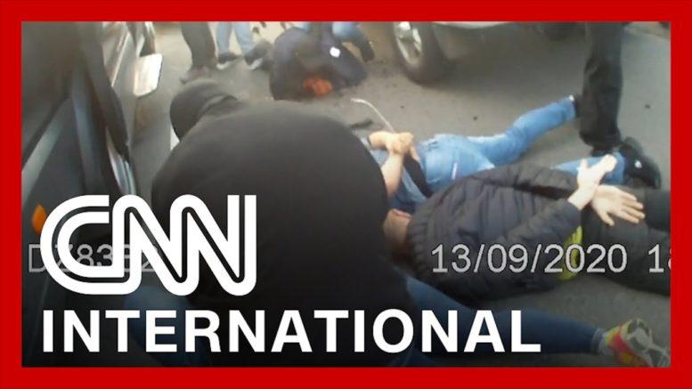 Leaked police video shows brutality of Kremlin-backed regime 1