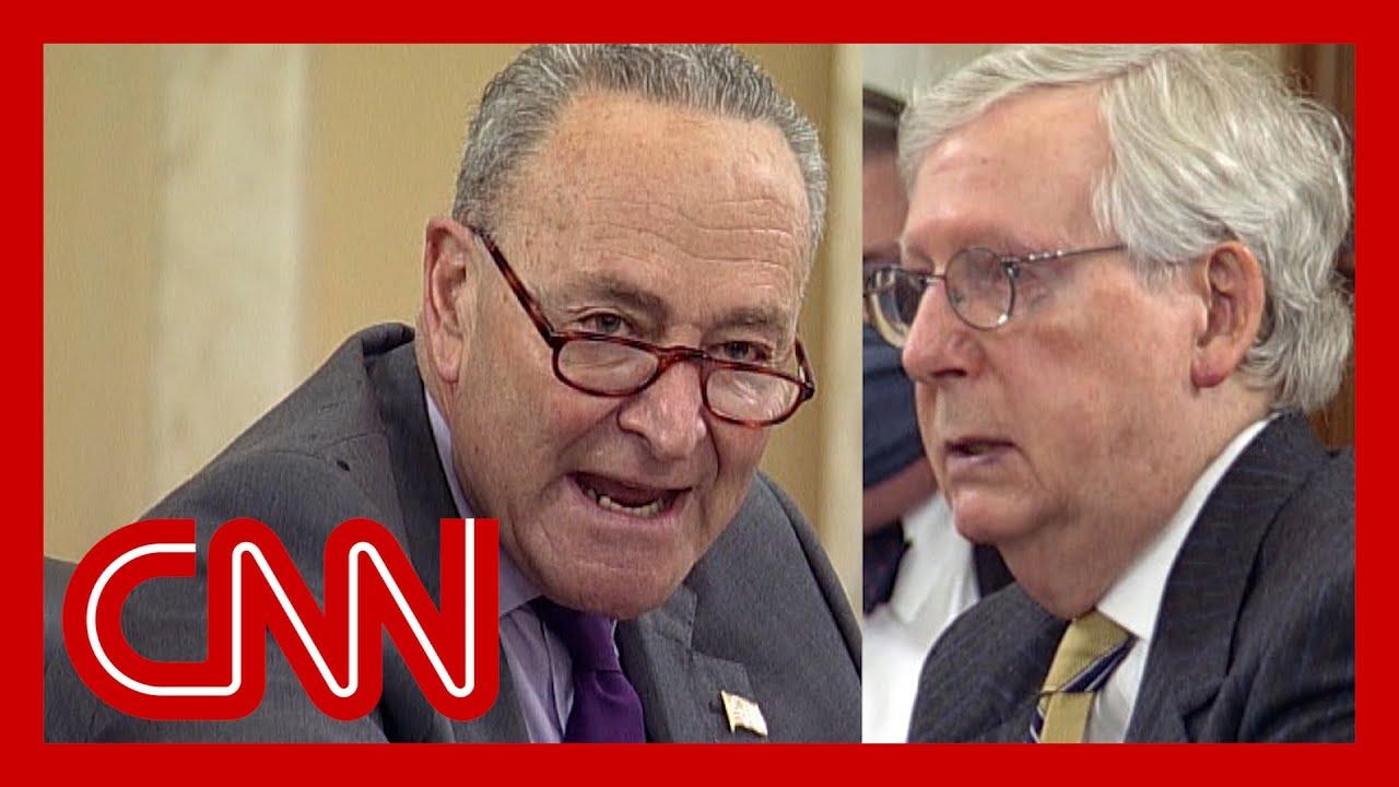 'Shame, shame, shame': Tempers flare in Senate voting hearing 8