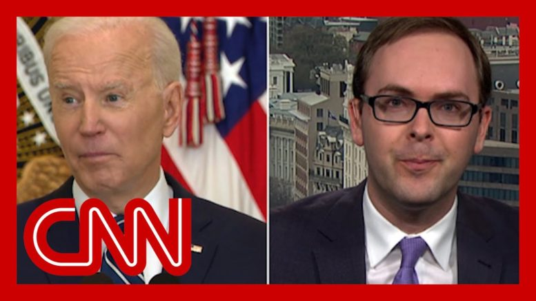 'Not true': Daniel Dale fact-checks Biden's border crisis claim 1