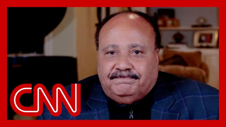 Martin Luther King III calls Georgia voting bill 'racist' 1