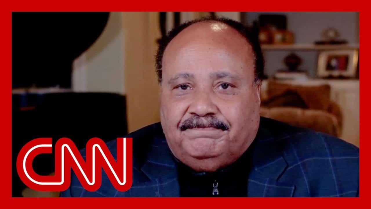 Martin Luther King III calls Georgia voting bill 'racist' 3