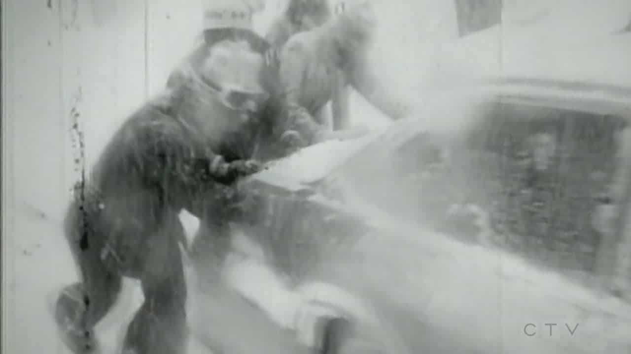 March 4, 1971: 'Storm of the Century' batters Montreal 1