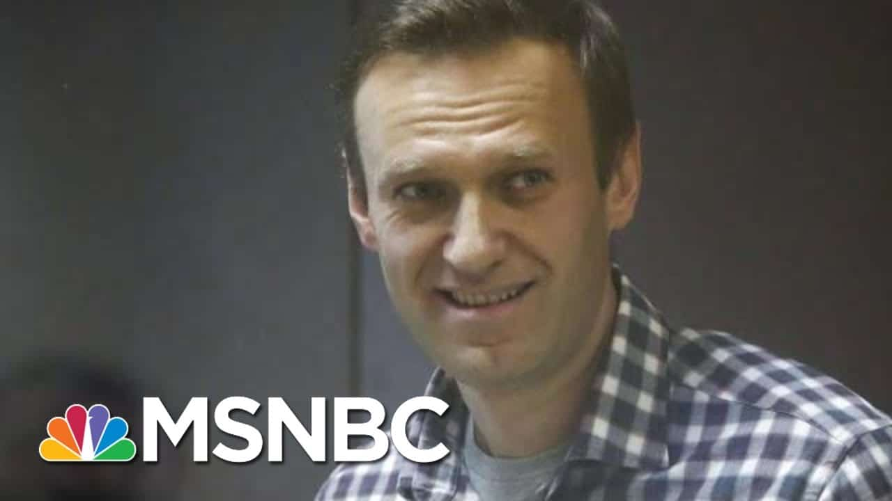 Biden Administration Expected To Impose Sanctions On Russia For Navalny Poisoning   MTP Daily 1