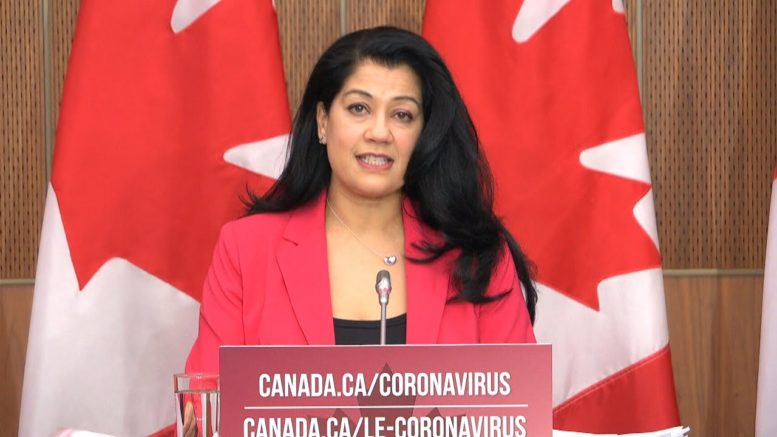 Watch Health Canada's announcement on approving the Johnson & Johnson COVID-19 vaccine 1