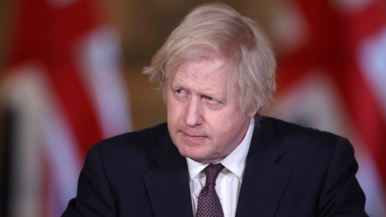 Boris Johnson 'not commenting' on bombshell interview   Fallout after Meghan and Harry speak out 1