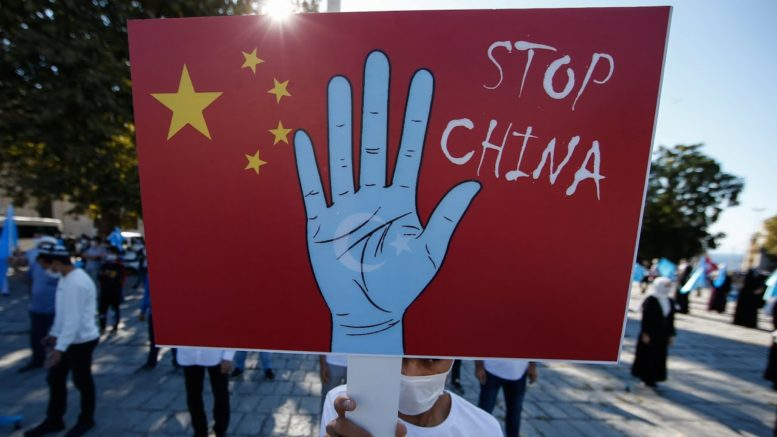 Independent report claims evidence of Beijing's 'intent to destroy' Uyghur people 1