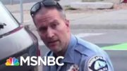 Minneapolis Erects Barricades A Week Before Derek Chauvin's Trial In George Floyd's Death 5
